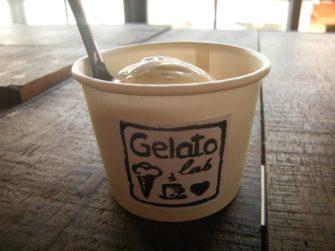 シェムリアップ鉄板デザートはここで!「Gelato and Coffee Lab」