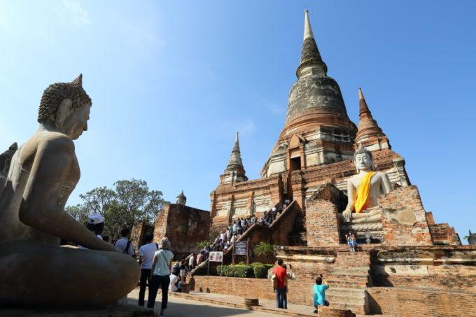 タイの歴史を世界遺産で追う