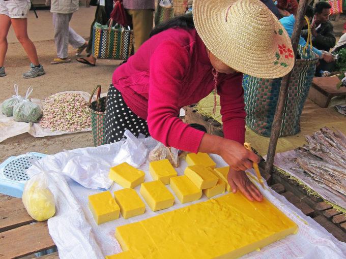 「トーフ」と「豆腐」は別物。ミャンマーで楽しむ2つの豆腐