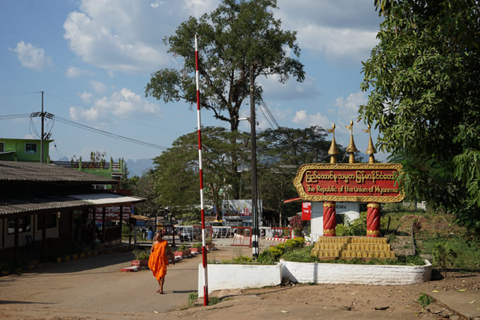バンコクからぶらり旅 ~サンクラブリーからミャンマー国境スリーパゴダパスへ〜