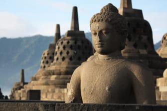 インドネシアの歴史を世界遺産で追う