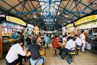 シンガポール人の台所!人気のホーカー(屋台村)をチェック