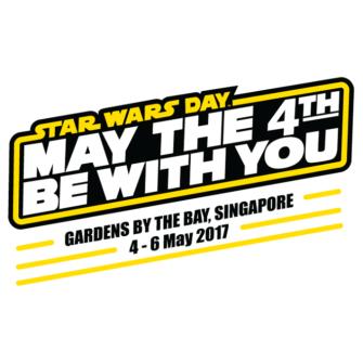 スター・ウォーズをテーマに「ガーデンズ・バイ・ザ・ベイ」で期間限定イベント