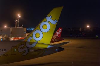 ドンムアン空港から深夜便のLCCで帰国する時の注意