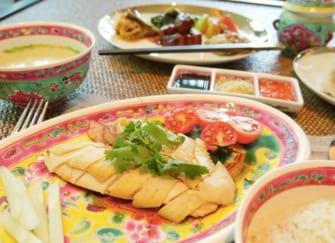 シャングリ・ラ で楽しむシンガポール屋台料理のセミビュッフェ
