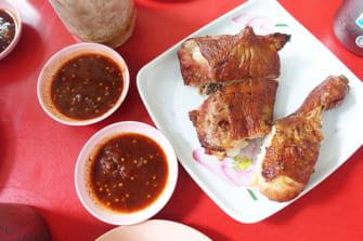 名物料理のあるバンコクの有名食堂へ行こう!