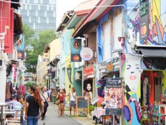 シンガポールのトレンドは「ハジ・レーン」でキャッチ!