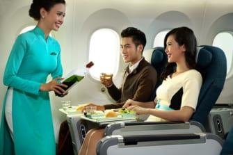 ベトナム航空、ホーチミンとハノイ線でプレミアムエコノミーサービス開始