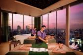 シンガポールの摩天楼を望む 極上スパ「バンヤンツリー スパ」